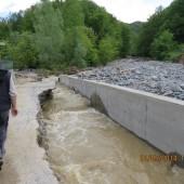 Последице поплаве у Радаљу и Великој Реци