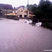 Последице поплаве у Борини